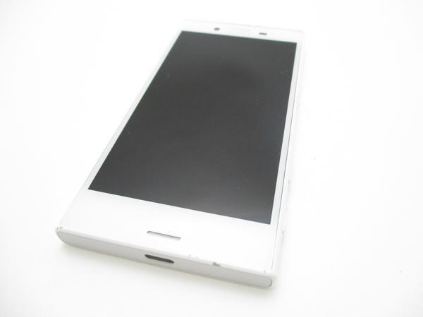 Xperia X Compact SO-02J docomo [White]
