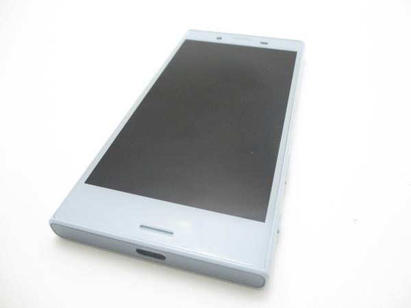 Xperia X Compact SO-02J docomo [Mist Blue]