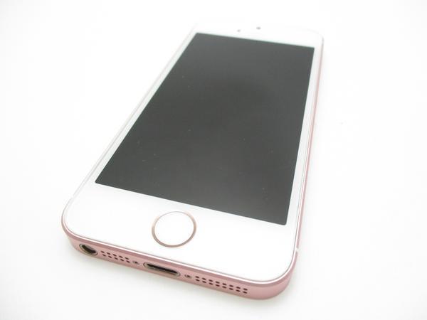 iPhone SE 16GB docomo [ローズゴールド]