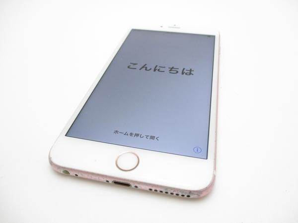iPhone 6s Plus 128GB au [ローズゴールド]