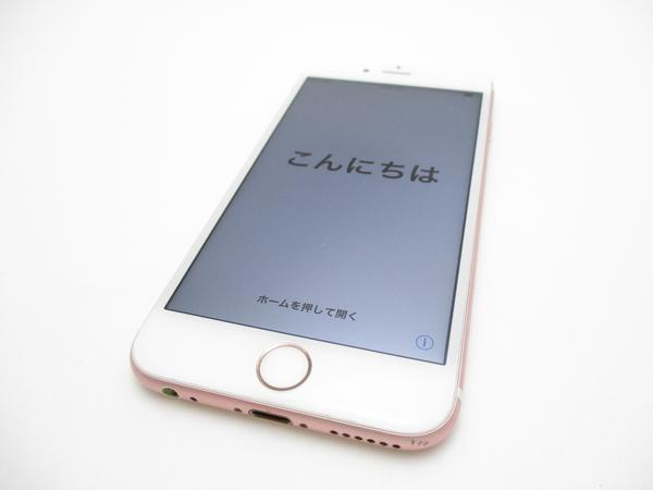 [SoftBank][MKQR2J/A]iPhone6s 64GB(RG:Rose Gold)