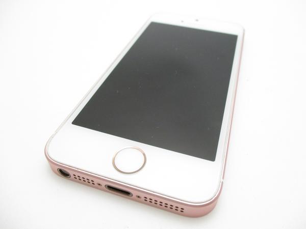 iPhone SE 16GB au [ローズゴールド]