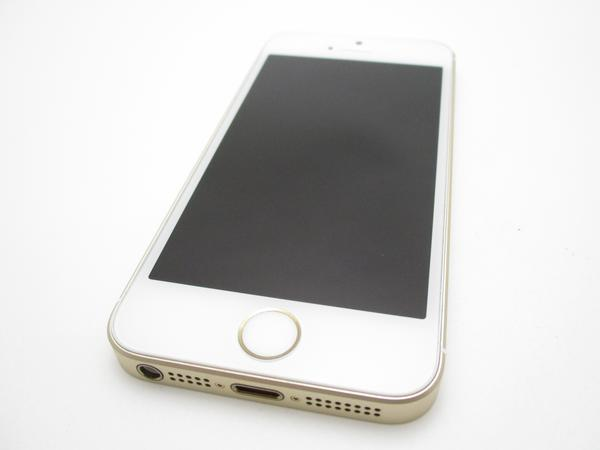 iPhone SE 32GB ワイモバイル [ゴールド]