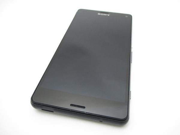 Xperia Z3 Compact SO-02G docomo [Black]