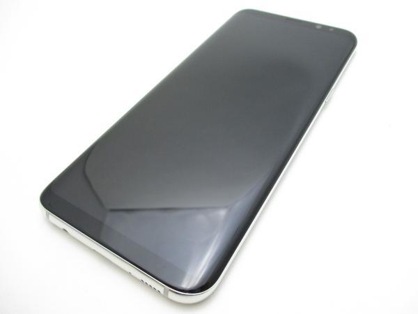 Galaxy S8+ SC-03J docomo [Arctic Silver]