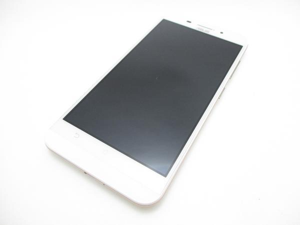 ZenFone Max ZC550KL-WH16 SIMフリー [ホワイト]