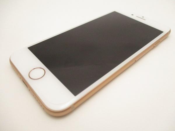 iPhone 7 128GB au [ローズゴールド]