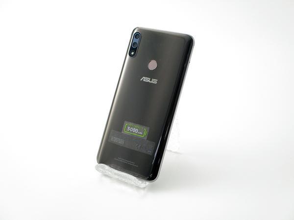ZenFone Max Pro (M2) (RAM 4GBモデル) SIMフリー [コズミックチタニウム]