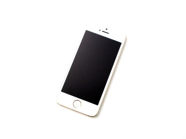 iPhone 5s 64GB SoftBank [ゴールド]