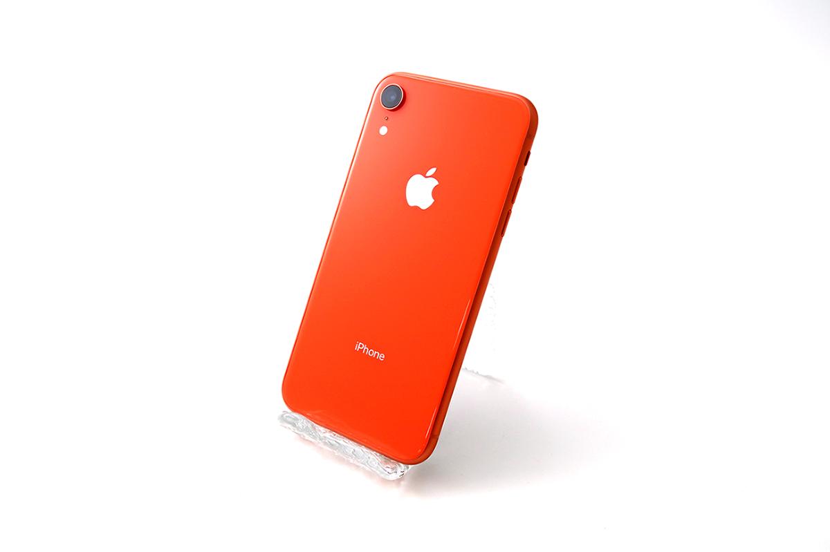 iPhone XR 64GB docomo [コーラル]