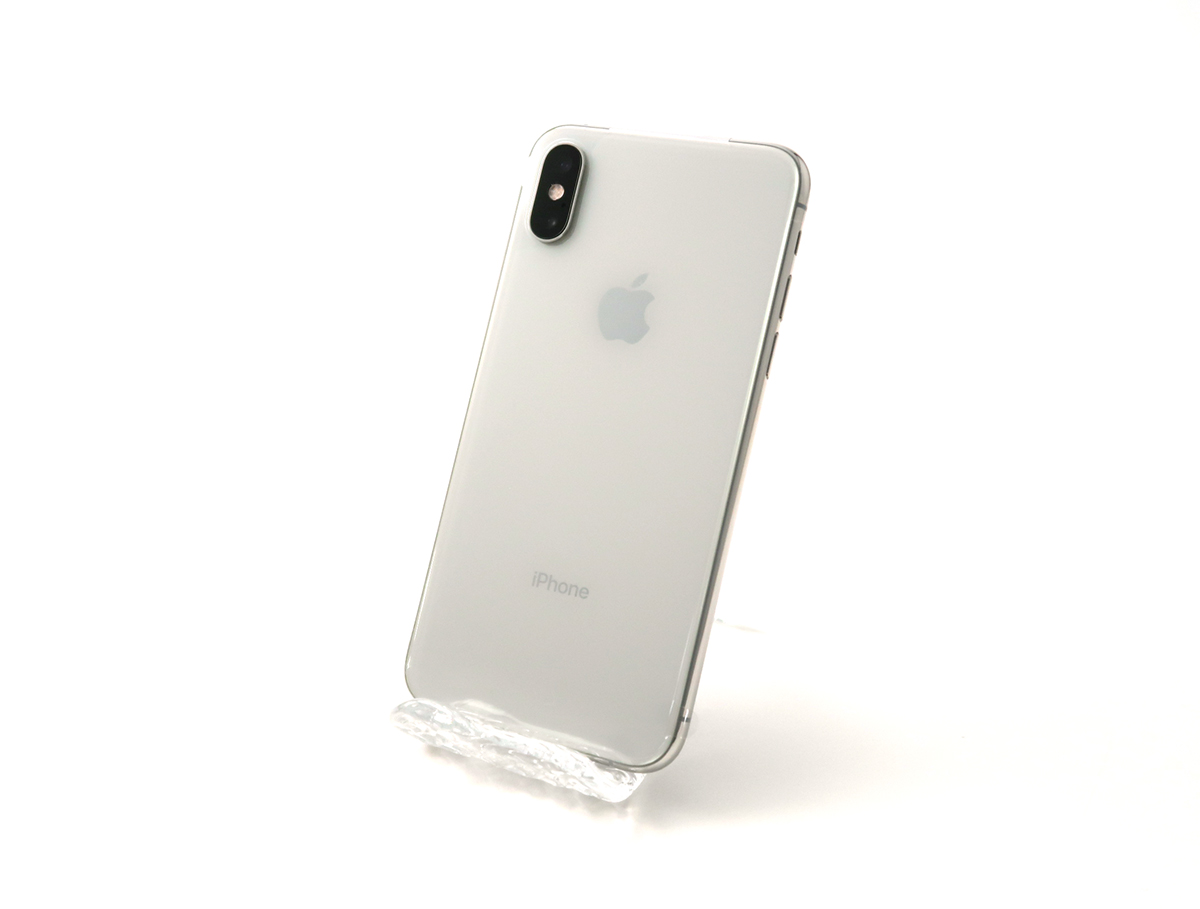 iPhone XS 256GB SIMフリー [シルバー]