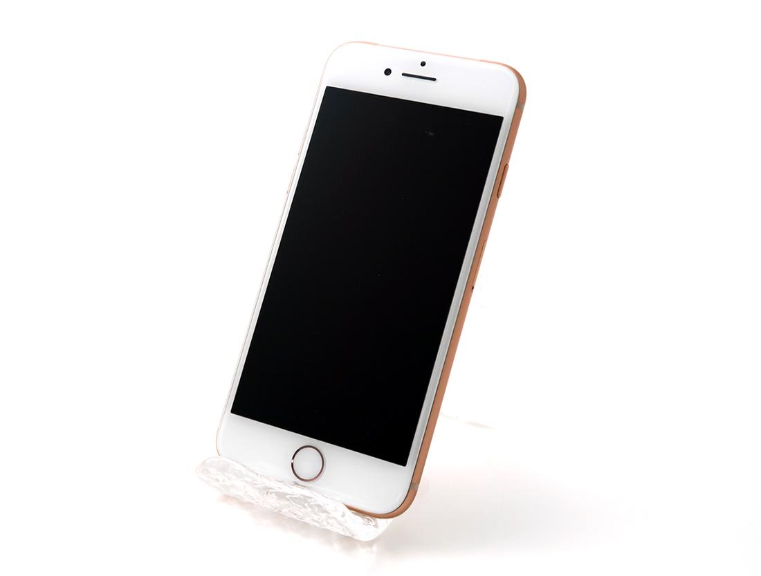iPhone 8 64GB SIMフリー [ゴールド]