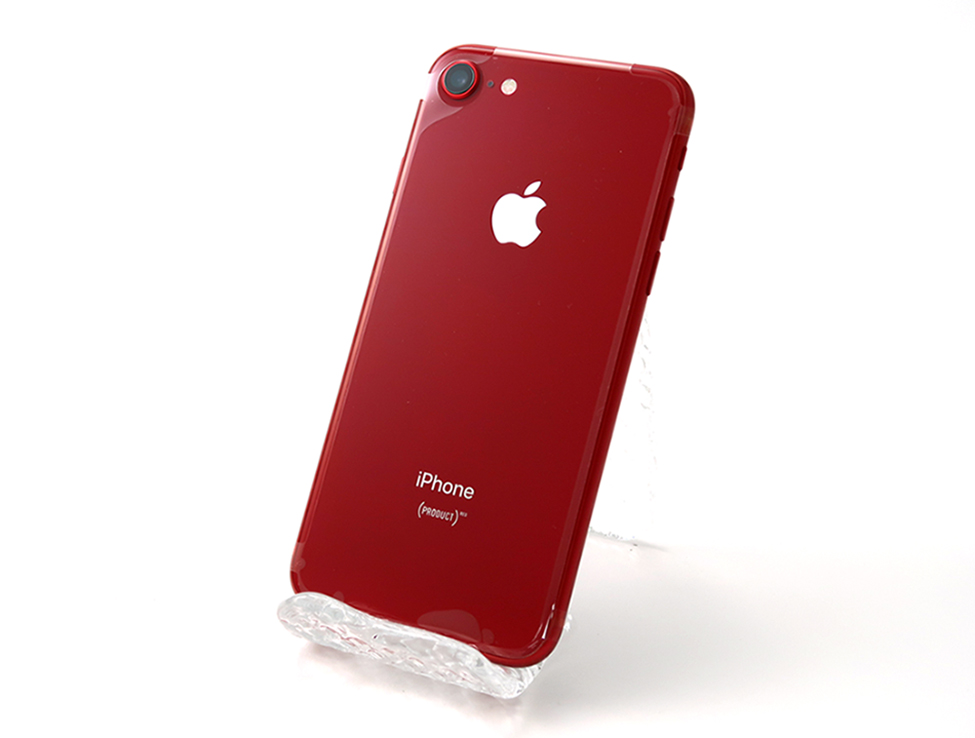 iPhone 8 (PRODUCT)RED Special Edition 64GB SIMフリー [レッド]