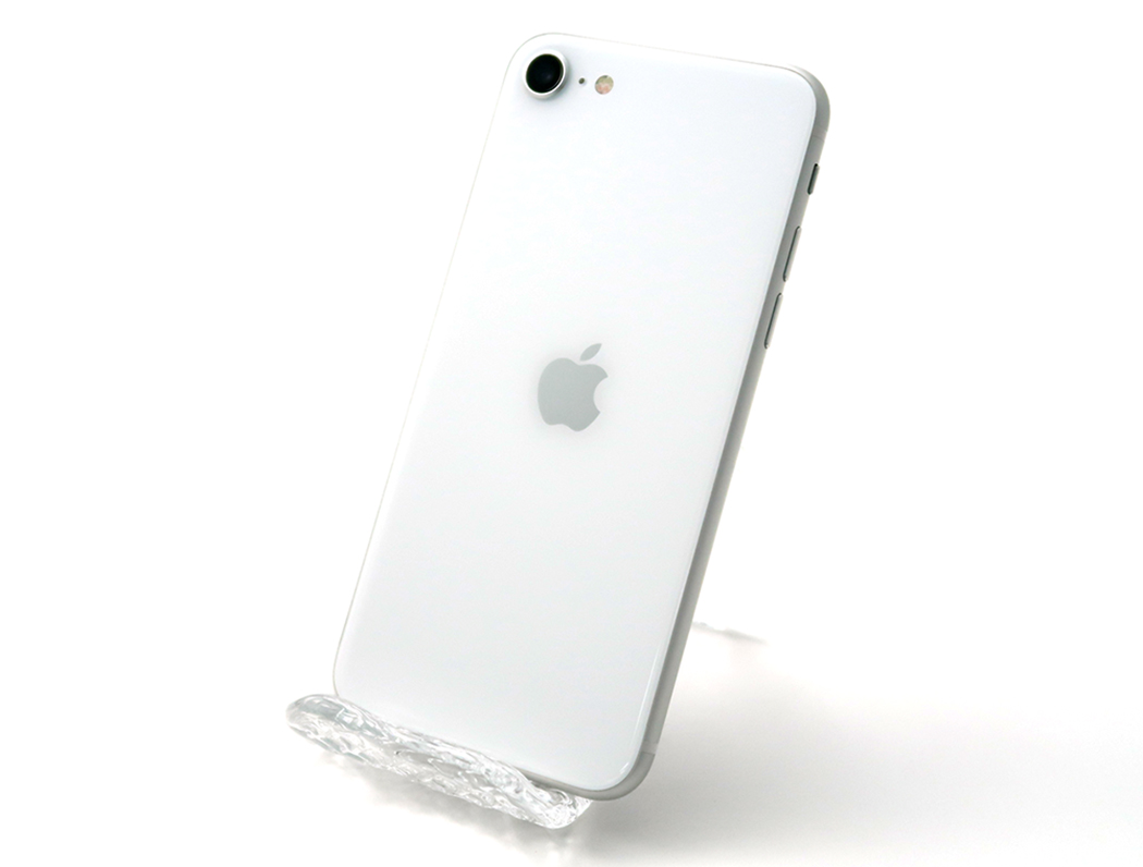 iPhone SE (第2世代) 128GB SIMフリー [ホワイト]