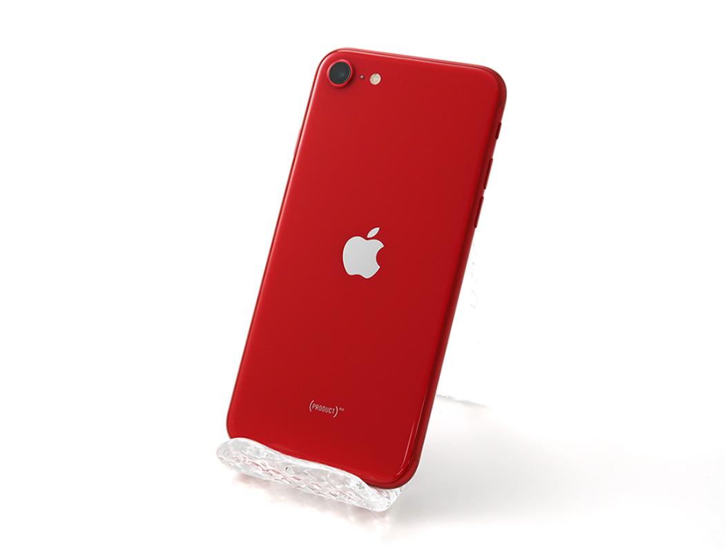 iPhone SE (第2世代) (PRODUCT)RED 128GB SIMフリー [レッド]