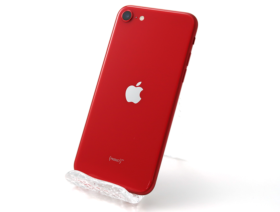 iPhone SE (第2世代) (PRODUCT)RED 128GB SIMフリー [レッド]