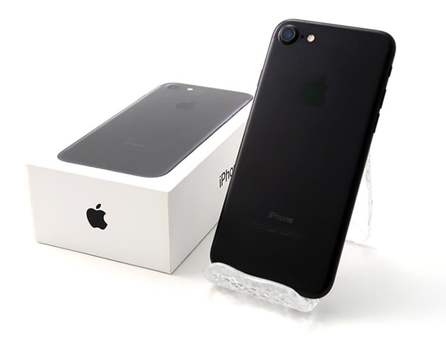 iPhone 7 32GB ワイモバイル [ブラック]
