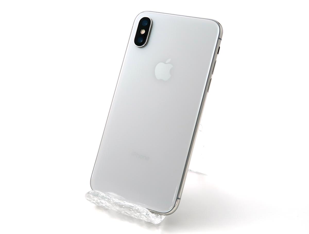 iPhone X 64GB docomo [シルバー]