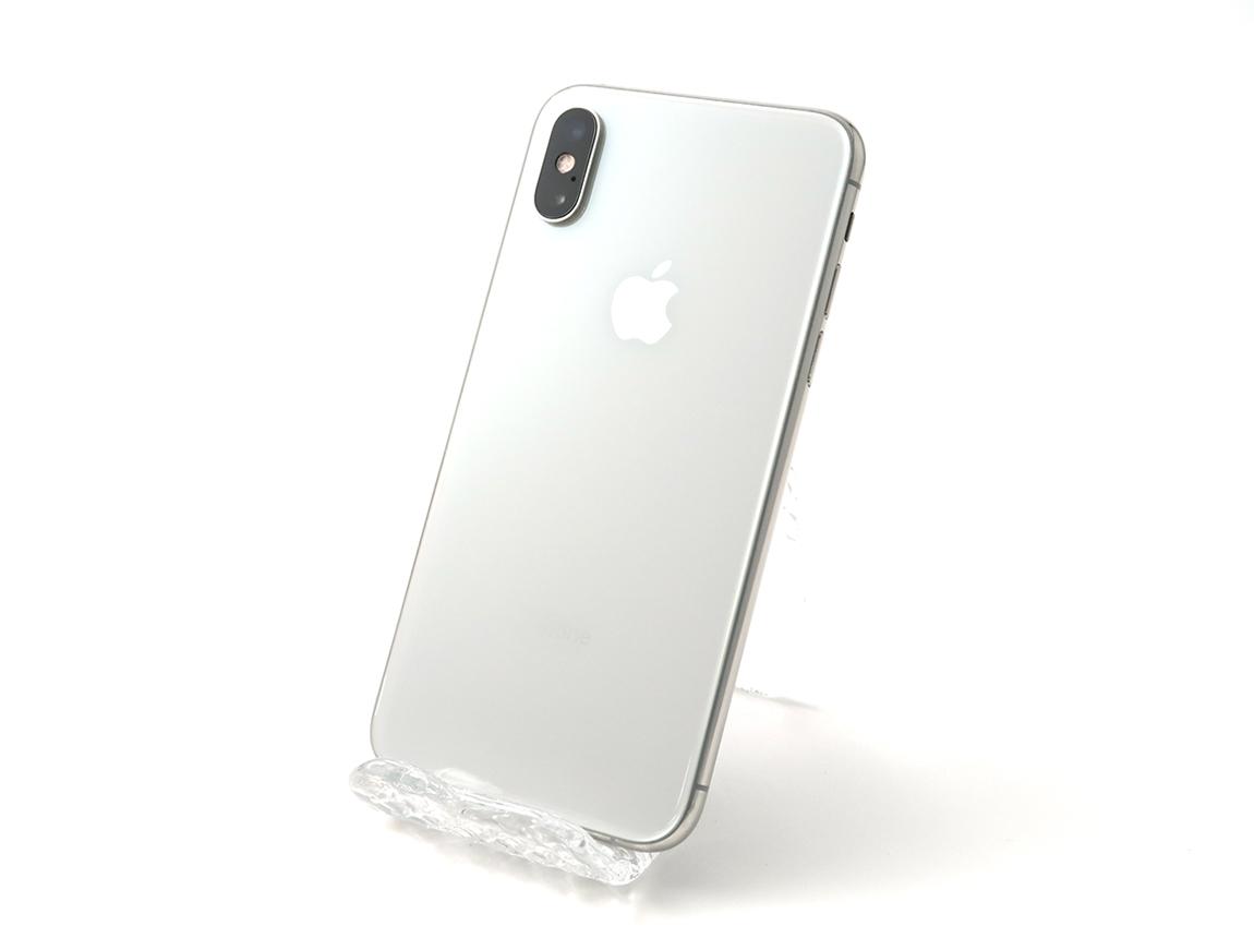 iPhone XS 64GB au [シルバー]