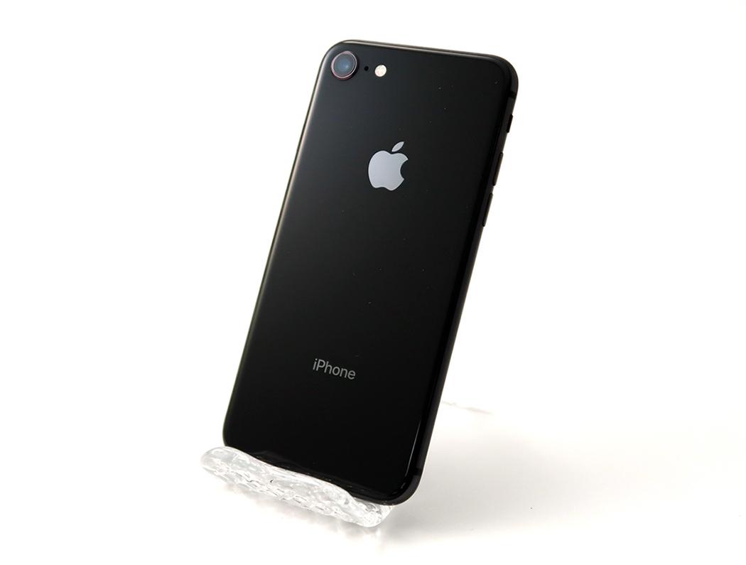 iPhone 8 64GB SoftBank [スペースグレイ]
