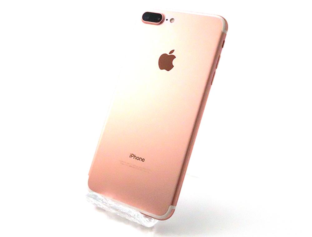iPhone 7 Plus 32GB au [ローズゴールド]
