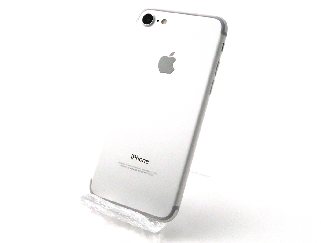 iPhone 7 128GB au [シルバー]
