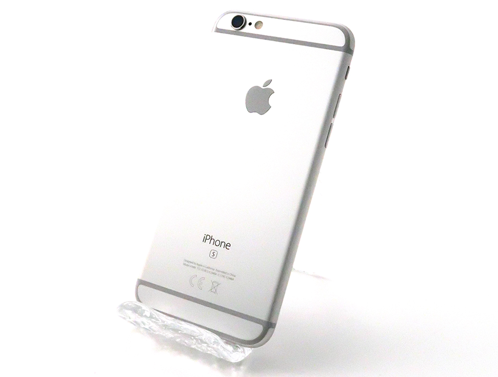 iPhone 6s 32GB ワイモバイル [シルバー]