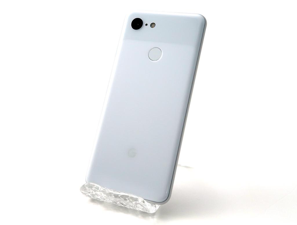 Google Pixel 3 64GB SoftBank [クリアリー ホワイト]