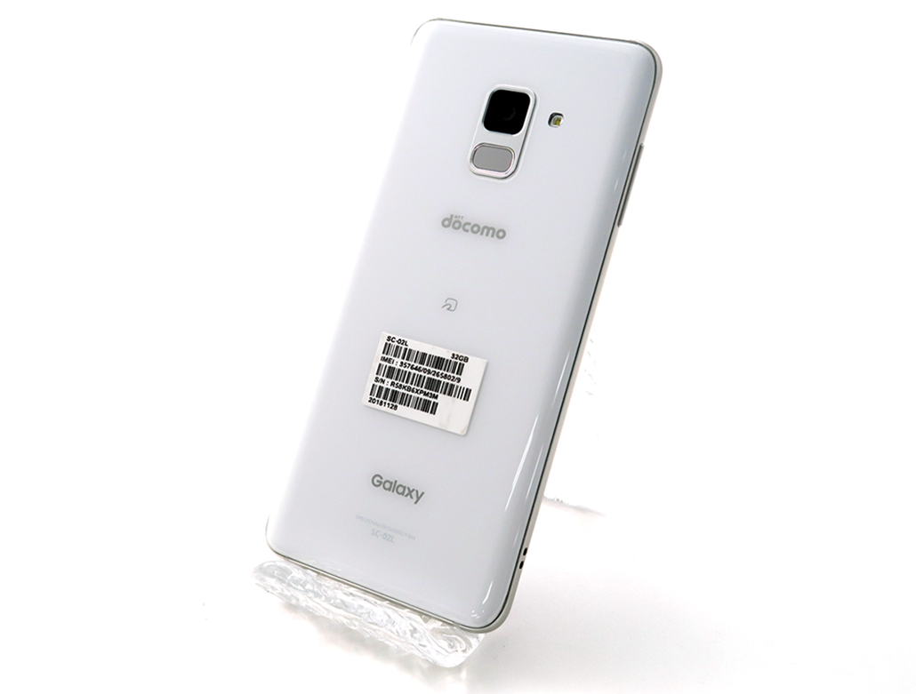 Galaxy Feel2 SC-02L docomo [フロストホワイト]