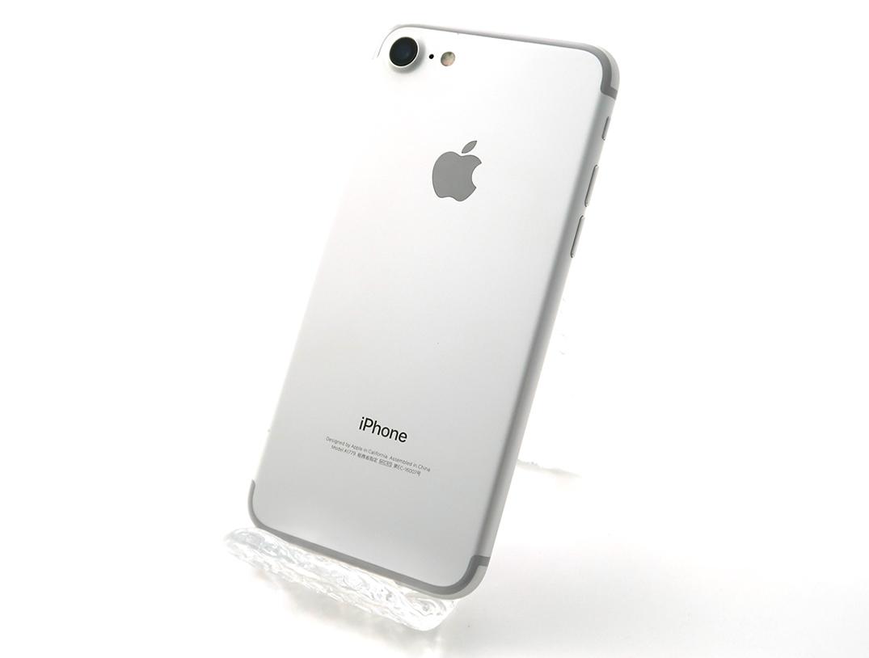 iPhone 7 32GB au [シルバー]