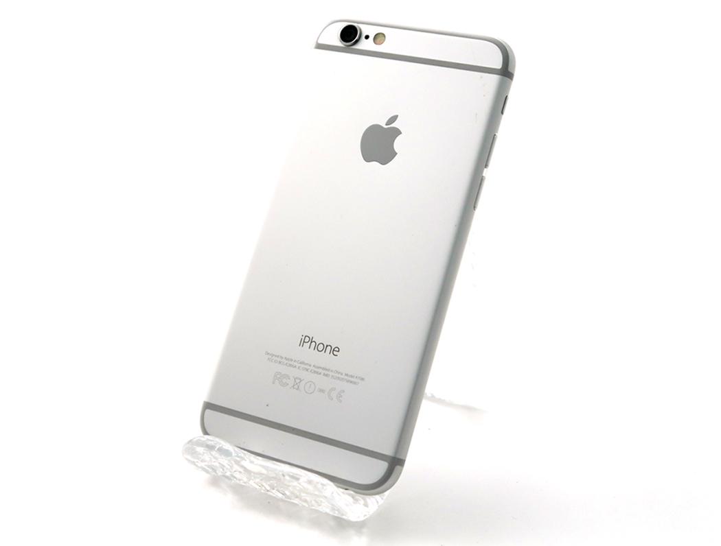 iPhone 6 16GB au [シルバー]
